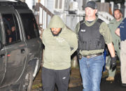 Easton shooting victim arrested in drug raid, records show (PHOTOS)