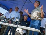 #BanDoors: Texas lt. governor blames 'too many entrances' for school shootings