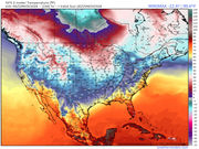 Nationwide Thanksgiving weather highlights any travel issues
