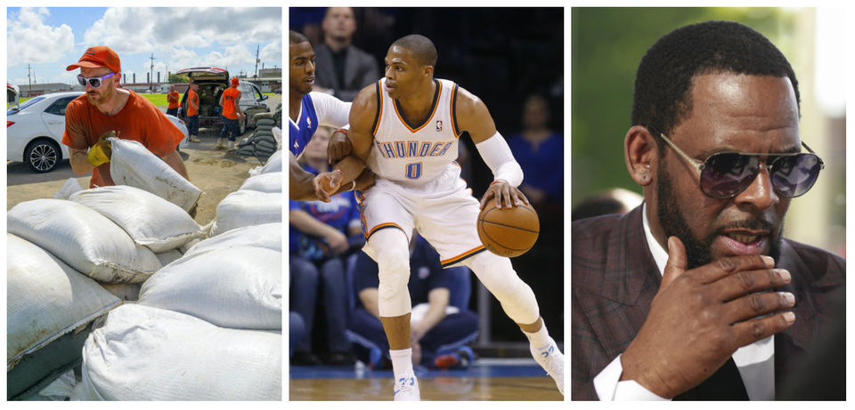 New Orleans preps for Barry, R  Kelly arrested, NBA star