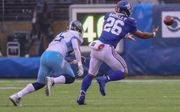 Giants eliminated from playoffs as Saquon Barkley can't save this offense again | Takeaways