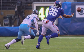 Remember the 40-point explosion against the Redskins last week without the injured Beckham? Well, that success was short-lived. Saquon Barkley was held to 14 carries for 31 yards, a hit to his chase for the NFL rushing title. He had four catches on 10 targets, but the offense going through Barkley as a runner was non-existent, especially considering the deficit was 7-0 deep into the third quarter. The Giants managed one first down in the first quarter, didn't get into the red zone until the third quarter and were undone by two costly turnovers from Eli Manning. Manning threw an interception on the edge of the red zone and lost a fumble deep in his own territory, but the Giants have made it clear that they have no intention of benching him for performance. Manning was playing better of late and the Giants demoted rookie quarterback Kyle Lauletta to third-string before the game.