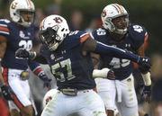 How linebacker Deshaun Davis became Auburn's other 'defensive coordinator'