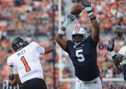 How will Auburn defensive tackle Derrick Brown improve on breakout sophomore season?