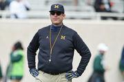 Jim Harbaugh decries MSU's 'bush league' antics after win