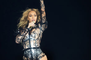 Beyonce performs during the Formation World Tour at Georgia Dome on Monday, September 26, 2016, in Atlanta, Georgia. She and her rapper husband Jay-Z had one of the top 10 concert tours in 2018.