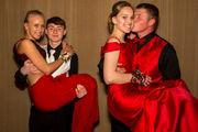 Holton students celebrate glittering prom 2018