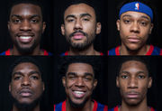 A closer look at players making up the 2018-19 Grand Rapids Drive