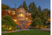 On the market: Castle-like homes with an eye-catching turret (photos)