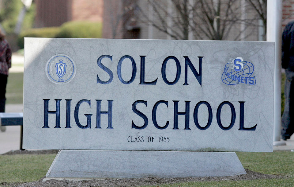 Every Ohio school district ranked from 1 to 608, with Solon