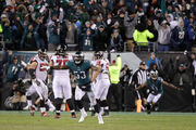 Watch Jeffrey Lurie dance, breaking down the Atlanta Falcons' final play and more Philadelphia Eagles news