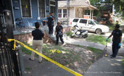 Man fatally stabbed in the neck at edge of Broadmoor, New Orleans police say