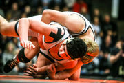 See photos as 2018 Michigan team wrestling champions are crowned