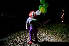2018 New Cumberland Halloween parade