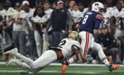 Auburn offensive line 'didn't execute worth a crap' vs. UCF, allows most sacks since Clemson game
