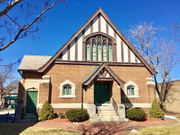 Would you live in a renovated church? Property featuring stained glass, organ on the market in Massachusetts
