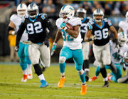 Kenyan Drake could duplicate feat of Tony Nathan, Bobby Humphrey with Miami Dolphins