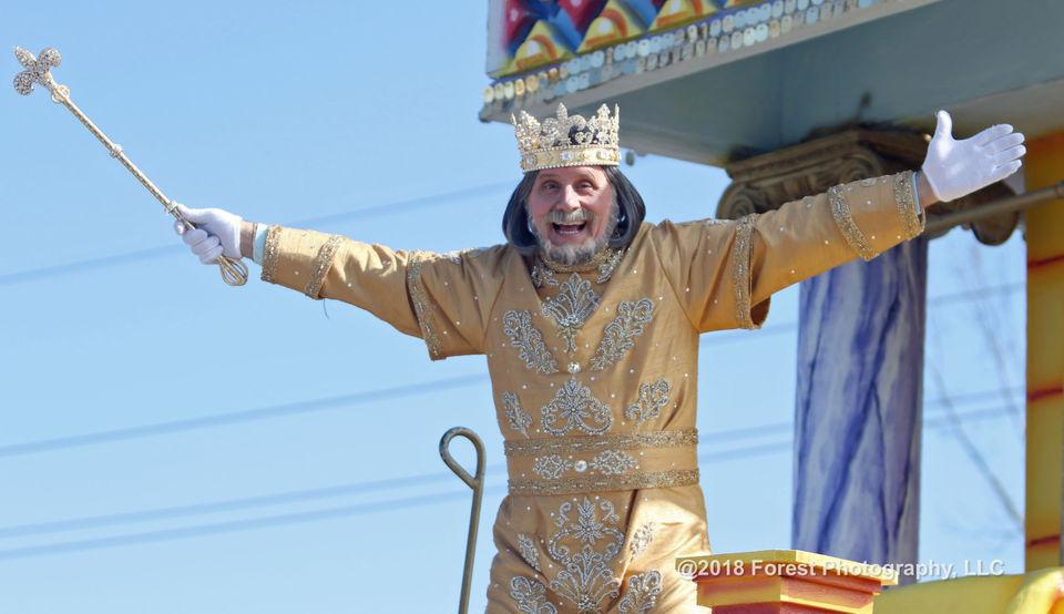 Krewe of Argus Parade