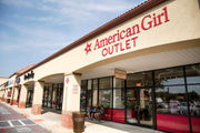 The only American Girl outlet store in the nation is now in Hershey