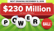 Powerball lottery: Did you win Wednesday's $230M drawing? Live results (12/12/2018)
