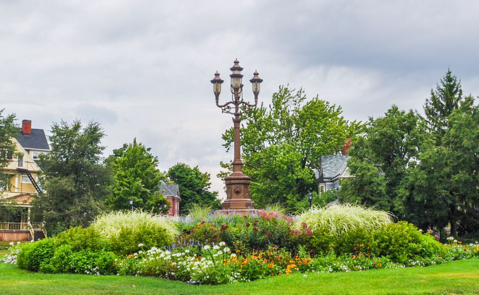 Photo: Jeffrey Krajnik Buffalo's incredible Frederick Law Olmsted legacy