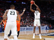 Horrific shooting day undoes Michigan State in NCAA Tournament loss to Syracuse