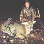 Western NY teen hunter has 2 deer of a lifetime to his credit