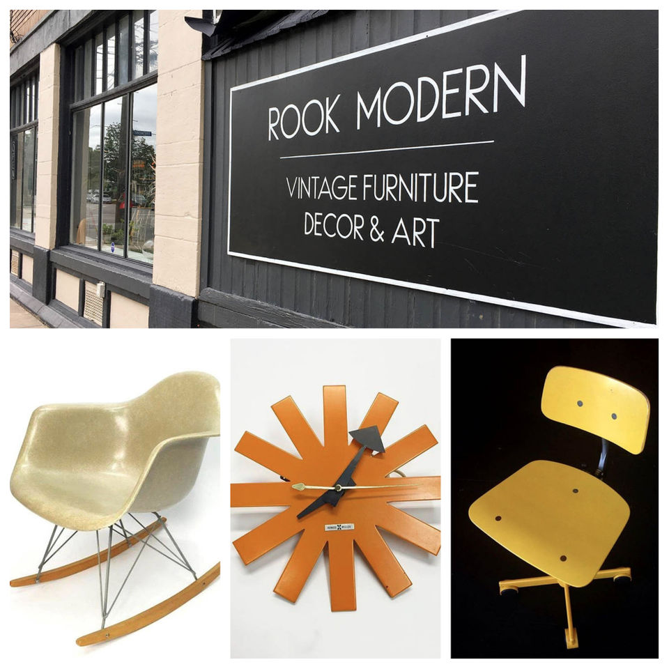 Rook Modern Offers Best In Modernist Style Resale Home Furnishings.