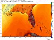 Spring break has Bermuda High, warm temps roaring back to Florida, Southeast