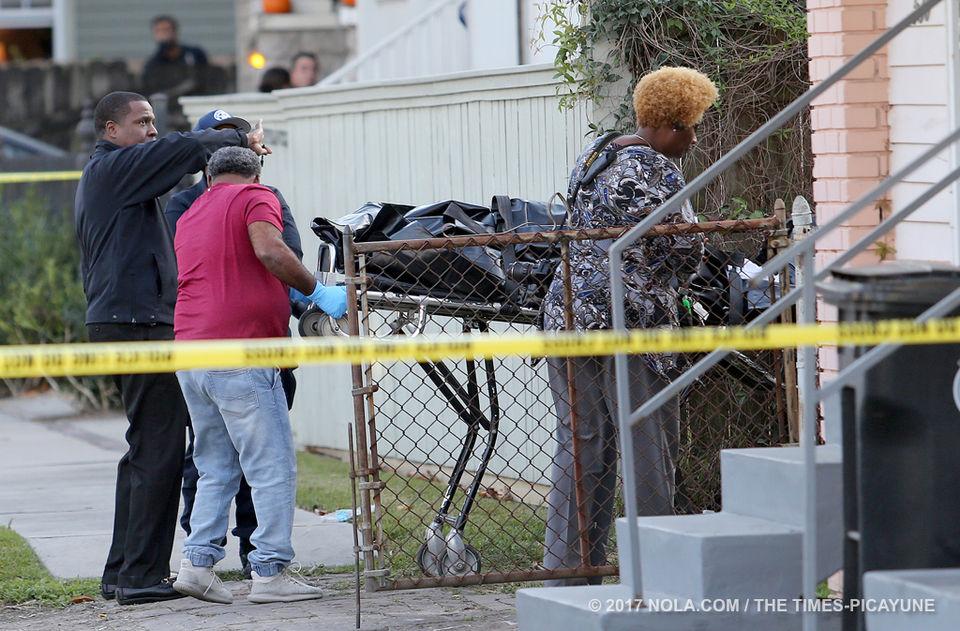 Homicide on Robert Street
