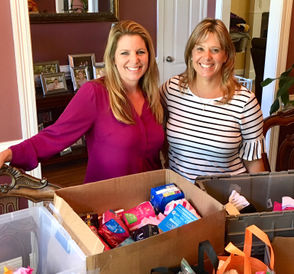 Two St. Tammany parents started Our Friends Closet, a non-profit, to gather supplies for students.