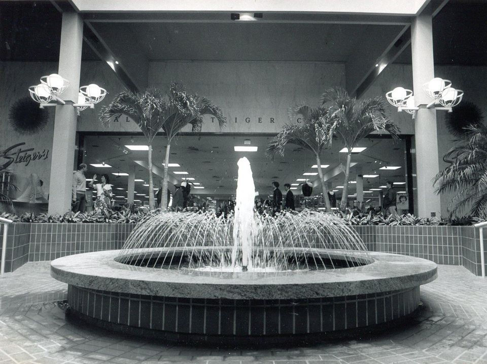 38. Eastfield Mall in Springfield