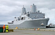Warship isn't welcome at Portland's waterfront: Guest opinion