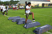 Captain Munnerlyn's free football camp hits 9 years and counting