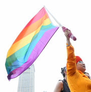 Pride in the CLE march and festival puts a rainbow on Public Square (photos)