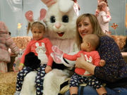 Staten Island Zoo packed with bunnies for Easter celebrations