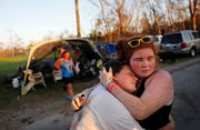 Hurricane Michael: Photos from the slow, painful recovery