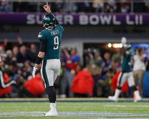 PHILADELPHIA —Where will Nick Foles play football next season? What can the Philadelphia Eagles get in return for a Super Bowl MVP who helped save two seasons in a row? Those are two questions that weigh heavily on the entire NFL this offseason, and it's one of the most-watched storylines during a time ripe with them. It's not often a Super Bowl MVP, especially one who has played at Foles' recent level, is on the market. Any move involving Foles will likely have ripples across the NFL, and it could turn a borderline team into a contender. So what exactly is happening with Foles? What's next for him? And perhaps most importantly, how does he feel about all of this? These are questions we'll try to answer here to paint a picture of what is awaiting him this offseason.