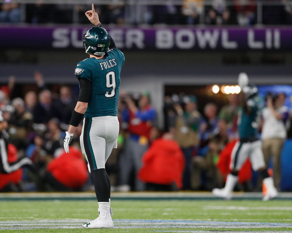 Answering 9 questions about Nick Foles 912e68c0c