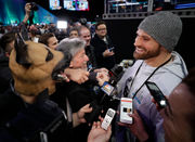 Super Bowl 2018: Chris Long's tattoo bet, Torrey Smith won't visit White House and more Philadelphia Eagles news