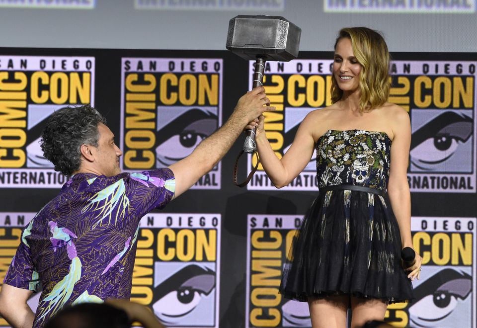 Natalie Portman as Thor and a 'Blade' reboot: Everything to