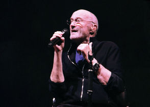 Phil Collins performs at Quicken Loans Arena