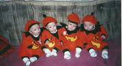 Quadruplets reach milestone, prepare to graduate from high school