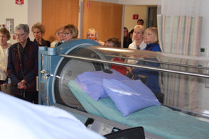 Baystate Mary Lane in Ware celebrates opening of Wound & Hyperbaric Medicine Center