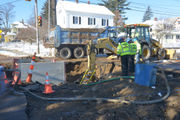 Intersection of Goodwin and Oak streets in Indian Orchard to be closed for much of day for water main repair (photos, video)