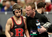 NCAA Wrestling Championships 2018 results: Complete Day 2 coverage as Rutgers' Nick Suriano makes history