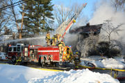 Improper fireplace ash storage caused 4-alarm Longmeadow fire
