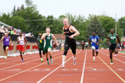 Top statewide boys track and field marks as of April 25