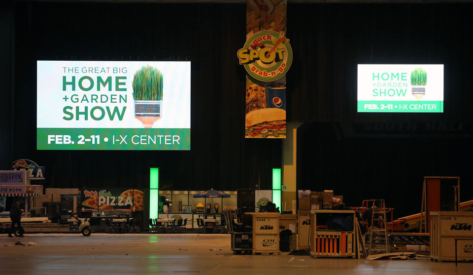 inspiring des moines home and garden show. HGTV s Clint Harp appearing at The Great Big Home  Garden Show opening Friday tickets admission photos cleveland com