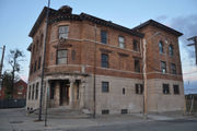 Former police station converted into another Detroit shared office space